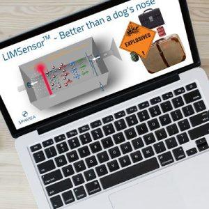 Spherea Germany – LIMSensor, Laser-Ionen-Mobilitäts-Spektrometrie