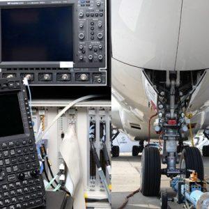 Spherea Germany – U-Test: Flugzeugfahrwerk